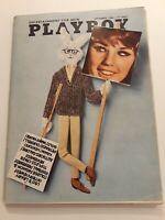 Vintage Playboy Magazine September 1966 Centerfold Intact Dianne Chandler
