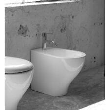Bidet bagno da terra modello Fly in ceramica bianco