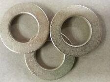 Oilite Sintered Bronze 1 ID x 1-3/4 OD x 1/8 Thick Thrust Brg  TT-1709 (Qty-5)