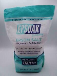 Epsoak Epsom Salt - 5 Lbs.