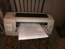 Lexmark Forms Printer 2490-200 USB/ Parallel