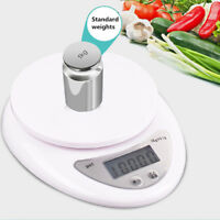 Popular WH-B05 Kitchen Food Electronic Portable Weight Digital Pocket Scale 5kg