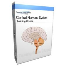 Central Nervous System CNS Nerve Training Book Course