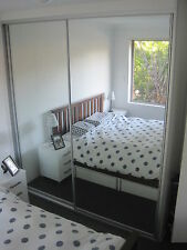 Wardrobe Sliding Doors **Made to Measure** diy,mirror,panel ,glass MELBOURNE