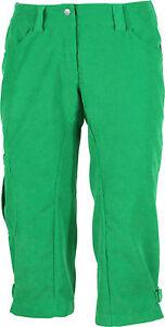 Ziener Ladies 3/4 Bikeshort Bike Pants Shorts X Function Catinka 652 Green New