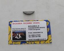 117849 CHIAVETTA ALBERO MOTORE VOLANO APE POKER TM 703