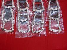 Wholesale Lots 60 pcs  Bracelets Mustache color   .