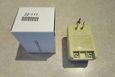 GE 22-111 Universal 16.5VAC 25VA Alarm Transformer Free Fast Ship 48A0168