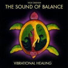 Vicki Graham - Sound of Balance Vibrational Healing [New CD]