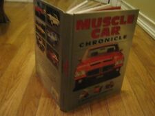 2002 Muscle Car Chronicle book by the Auto Editor's of Consumer Guide