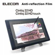 ELECOM Per Tavoletta Grafica Cintiq 22HD Touch Anti-reflection Film Giappone Ems