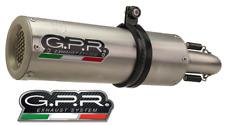 SILENCIEUX GPR M3 TITANE HONDA CBR 1000 RR 2008 2009 2010 / 2011 2012 2013