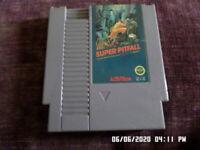 Super Pitfall (NES) Nintendo Game