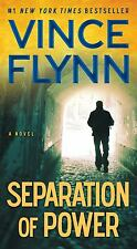 Separation of Power (Mitch Rapp Novels) by Flynn, Vince, Good Book