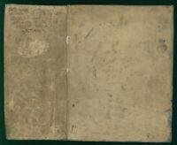 Grotius: De Jure Belli Ac Pacis Libri Tres (1691). 2 Bände (in 1).