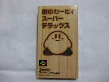 Hoshi no Kirby Super Star  Deluxe Nintendo Japan Super Famicom SNES
