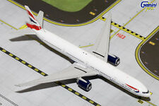 Gemini Jets British Airways Boeing 777-300ER REG#G-STBG 1/400 GJBAW1365