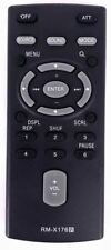 Replacement Remote Control for Sony cdx-gt527ee | cdx-gt550 | cdx-gt550ui
