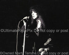 ANN WILSON PHOTO HEART Black and White Concert Photo in 1978 by Marty Temme 1