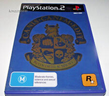 Canis Canem Edit PS2 PAL *Complete* Bully