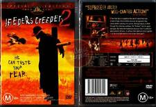 JEEPERS CREEPERS 2 =Special Edition Justin Long NEW DVD (Region 4 Australia)