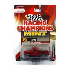 Racing Champions Mint RC009-2B Ford Pickup Truck Red Scale 1:64 New !°