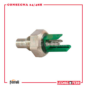 Sonda Sensore Temperatura Immersione PTC 1000 ohm per Caldaia Ferroli 39800310