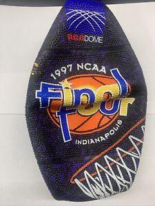 Vintage 1997 NCAA Final Four Indianapolis Basketball VTG 1997 NCAA Rawlings Ball