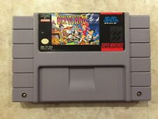Cacoma Knight Bizyland ( Super Nintendo ) SNES game