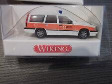 Wiking 071 03 27 Volvo 850 Kombi Notarzt Deutsches Rotes Kreuz mit OVP HO 1:87