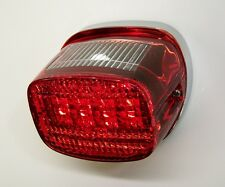 Bright Ass Lights LED Taillight for Harley Davidson - Squareback w/ Tag Window