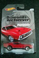 Hot Wheels CGB732015James Bond 0072/5Ford1971 Mustang Mach 1 - Diamonds