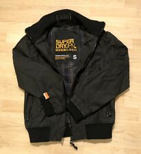 Superdry Windcheater Original Jacket Japan Mens Small Flannel Great Condition