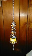 Corona Bottle wind chime Handcrafted