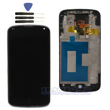 """For LG Google Nexus 4 E960 4.5"""" LCD Display + Touch Screen Digitizer with Frame"""