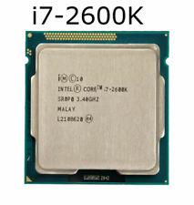 Original Intel Core i7-2600K 3.4GHz QUAD-CORE 8M 32nm LGA 1155 CPU Processors
