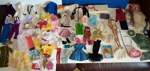 Vintage Barbie TLC Clothing & Accessory Lot
