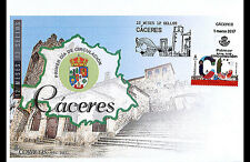 Spanje / Spain - Postfris / MNH - FDC 12 months, 12 stamps, Caceres 2017