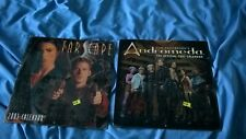 2003 square wall calendar farscape & gene roddenberry's andromeda sealed lot B