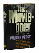 The Moviegoer ~ WALKER PERCY ~ First Edition ~ 1st Printing 1961 ~ Movie Goer
