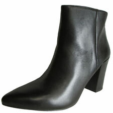 Steve Madden Leather Medium (B, M) Solid Shoes for Women