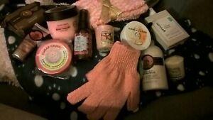 Large body shop bundle ladies pampering kit