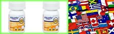 2X Motion Sickness Relief Tablets anti nausea 50 mg Dimenhydrinate-memorial SALE