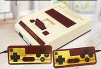 mini consola clásica NES retro videojuego family computer  CON MANDOS clasico