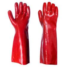 16 inch PVC Pair of Gauntlet Gloves