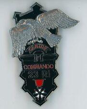 Centre Commando 23° RI Insigne Delsart G 2519
