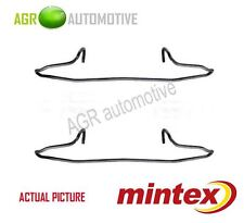 MINTEX FRONT BRAKE CALIPER ACCESORY KIT GENUINE OE QUALITY - MBA1123