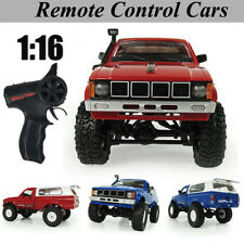 WPL C-24 1/16 Scale RC Car Rock Crawler 4WD Off-road Army Truck Best Toy