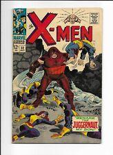 X-Men #32 => Vg/Fn Early Juggernaut Marvel Comics 1967