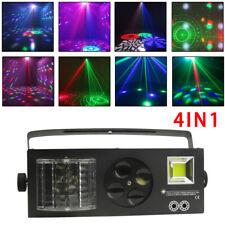 RGBWY Beam Laser Bühnenlicht 4in1 60W DJ Strobe PAR Light Magic Ball Lichteffekt